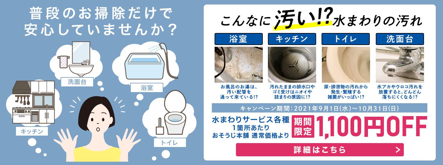 ハウスクリーニング・エアコンクリーニング・お掃除のことなら「おそうじ本舗」