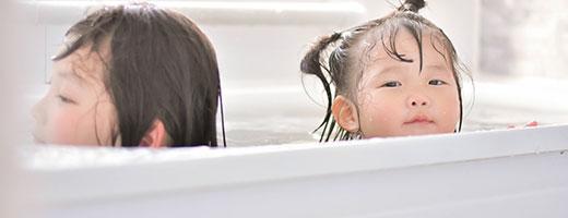 お風呂の利用頻度が高い