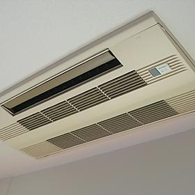 エアコンクリーニング天井埋込タイプ